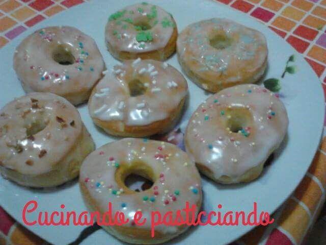 Cucinando e Pasticciando: Donuts