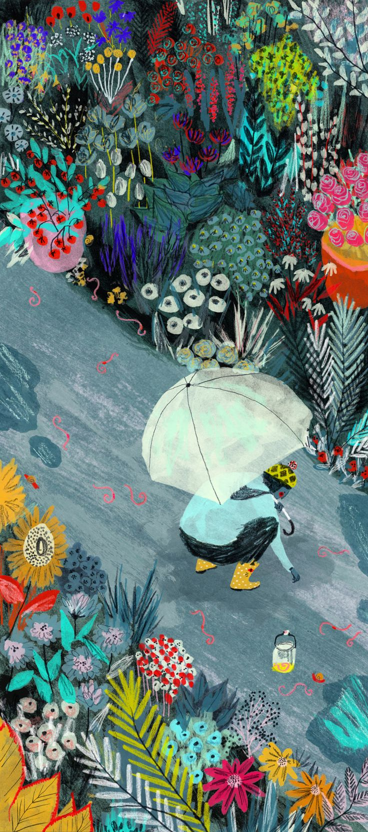 Mouni Feddag Illustration – Scrawl Mag
