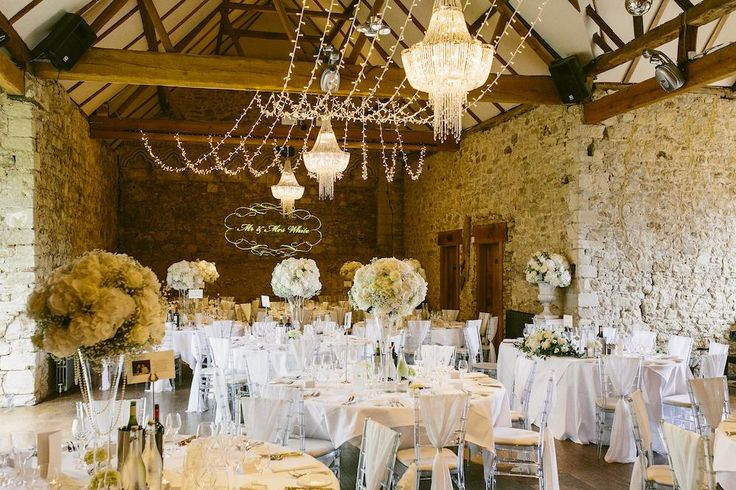 The Monks' Refectory Dressed for an Elegant Banquet