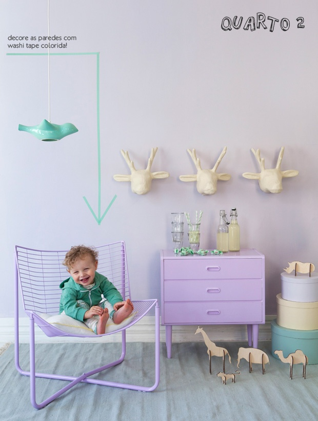 Kid 39 s bedroom purple candy decor early bird light euro edition lighting - Interactive images of purple kid bedroom design and decoration ...