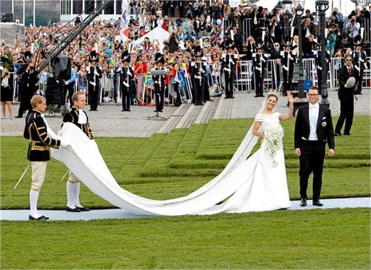Principessa Vittoria di Svezia e Principe Daniel di Svezia