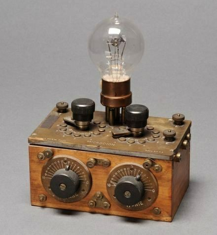 steampunk light!