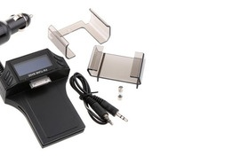 Hands free FM transmitter and charger for iPhone/iPod - from Cudo Affiliate ($87 value)