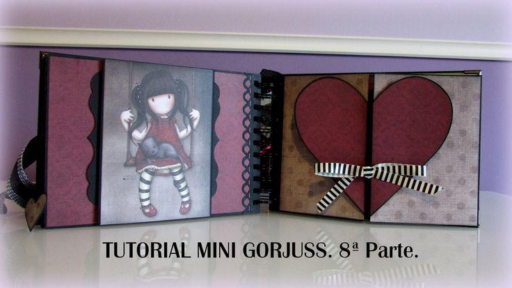 Tutorial mini Gorjuss. 8ª Parte/10