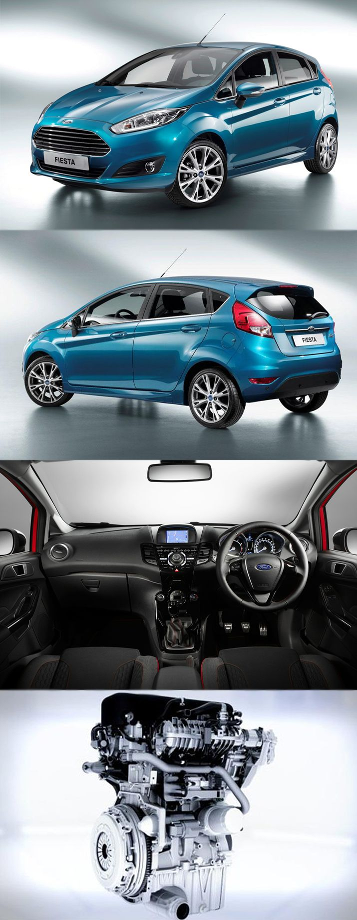Ford fiesta with new technology ford fiesta technology engine http