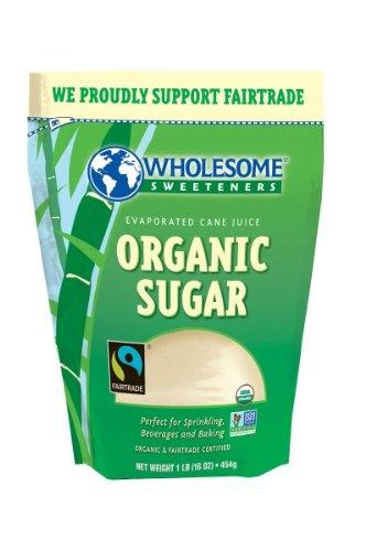 Wholesome Sweeteners Fair Trade Organic Sugar, « Lolly Mahoney
