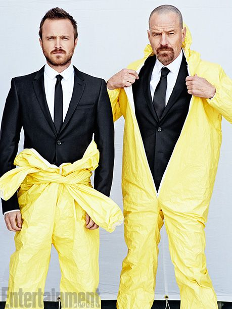 Breaking Bad | ''I've never had a better year in my life than 2013. Thirteen is now my new lucky number,'' admits creator Vince Gilligan. A ...