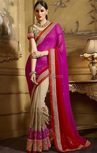 Awesome half saree sets for teen girls at cheap price cash on delivery  #Trendy  #Fashionable   #Party   #Party Wear #Attractive  #Pretty  #Designer  #Modern #Indian Saree  #Stylish