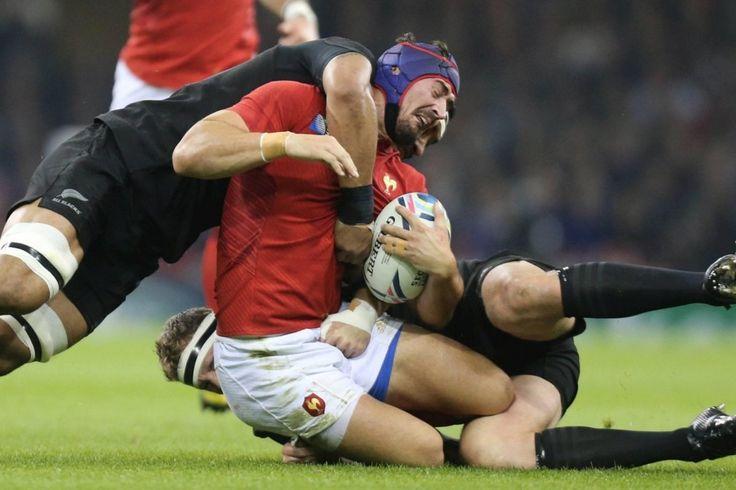 En images, les grands moments de la coupe du monde de rugby 2015