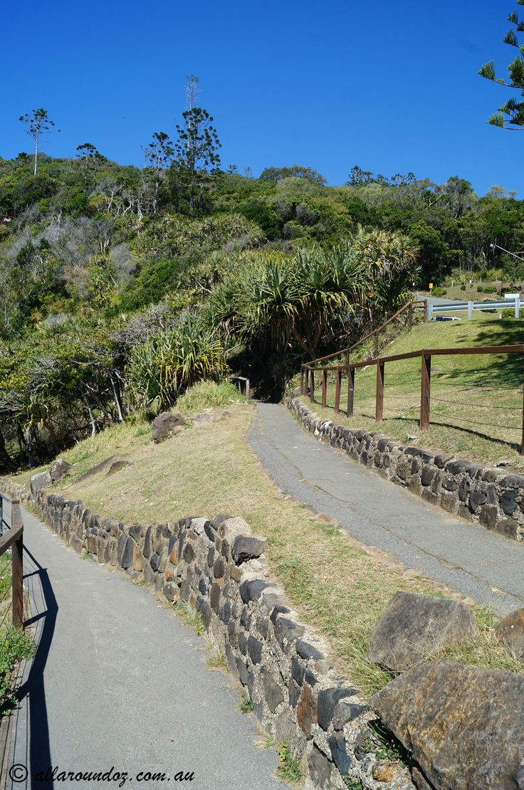Burleigh Head National Park is a beautiful spot to spend a morning exploring.