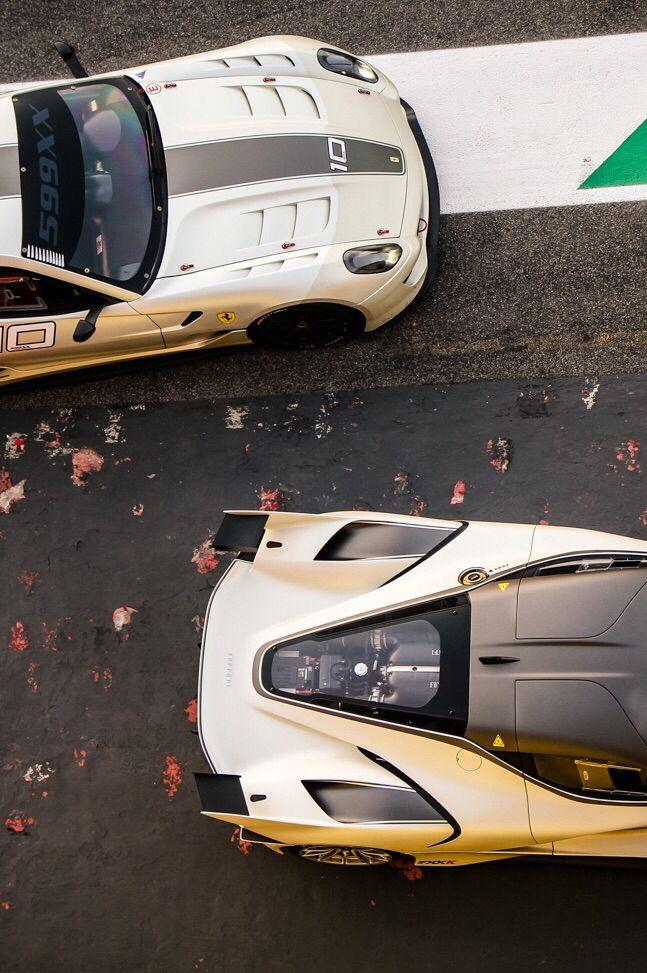 Ferrari FXXK & Ferrari 599XX