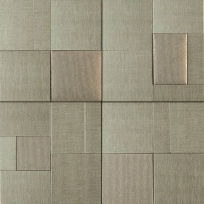 Mosaic dare moon rock nappatile faux leather wall tiles for Faux leather floor tiles