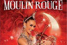 MOULIN ROUGE Франция. Туры во Францию - туры в Париж - Мулен Руж. Туроператор по Франции Холидей М