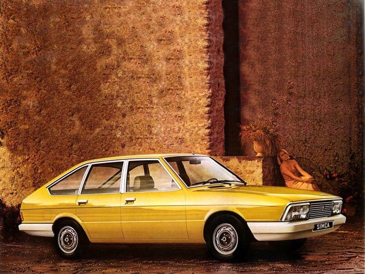Chrysler Simca 1307 1975-1980 ✏✏✏✏✏✏✏✏✏✏✏✏✏✏✏✏ IDEE CADEAU / CUTE GIFT IDEA ☞ http://gabyfeeriefr.tumblr.com/archive ✏✏✏✏✏✏✏✏✏✏✏✏✏✏✏✏