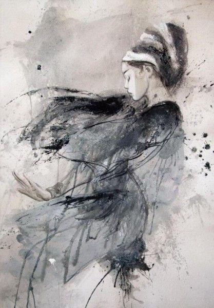 Dead moon - Luis Royo
