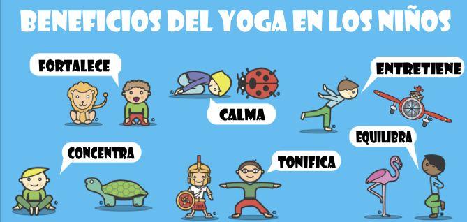A través del yoga, los niños ejercitarán su respiración y aprenderán a relajarse para hacer frente al estrés, a las situaciones conflictivas y a la falta de concentración, problemas tan evidentes en la sociedad actual.