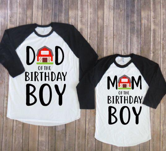 Mom and dad of birthday boy-barnyard version, barnyard parents, farm party, country boy, barnyard birthday party, rustic birthday by JADEandPAIIGE on Etsy https://www.etsy.com/listing/585603974/mom-and-dad-of-birthday-boy-barnyard