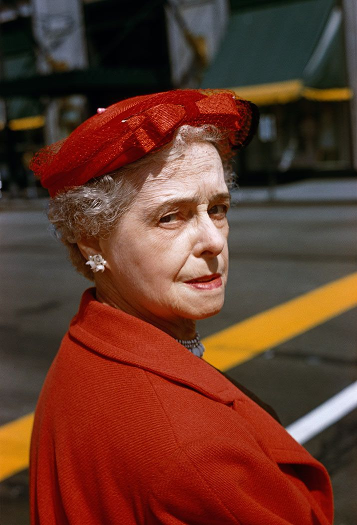 Vivian Maier's street photo. Her work wasn't discovered until after she died. And now, she's considered one of the best photographers of the last century.