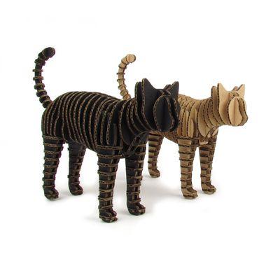 Cardboard Animal Kit, Cat