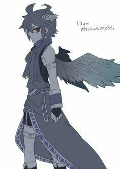 Kid Icarus - Dark Pit
