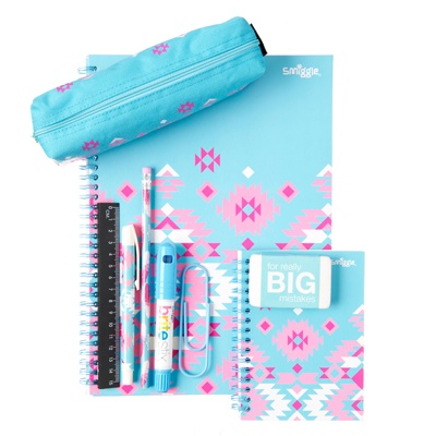 Image for February $29.95 Gift Pack from Smiggle. Sooo cool.