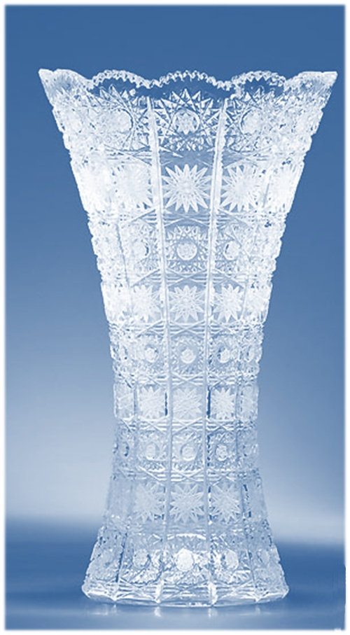 33 Best Images About Bohemian Cristal On Pinterest Lace Crystal Vase And Vintage