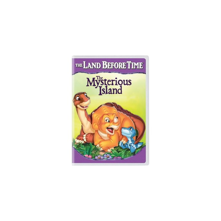 Land Before Time: The Mysterious Island (Dvd)