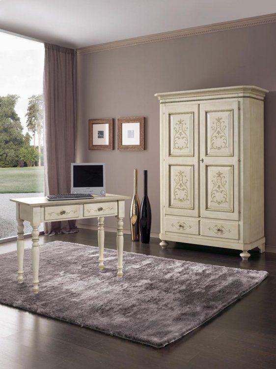 Oltre 25 fantastiche idee su armadio antico su pinterest - Porte color avorio ...