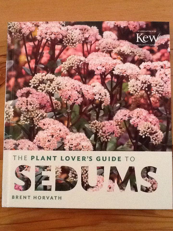 Sedum book