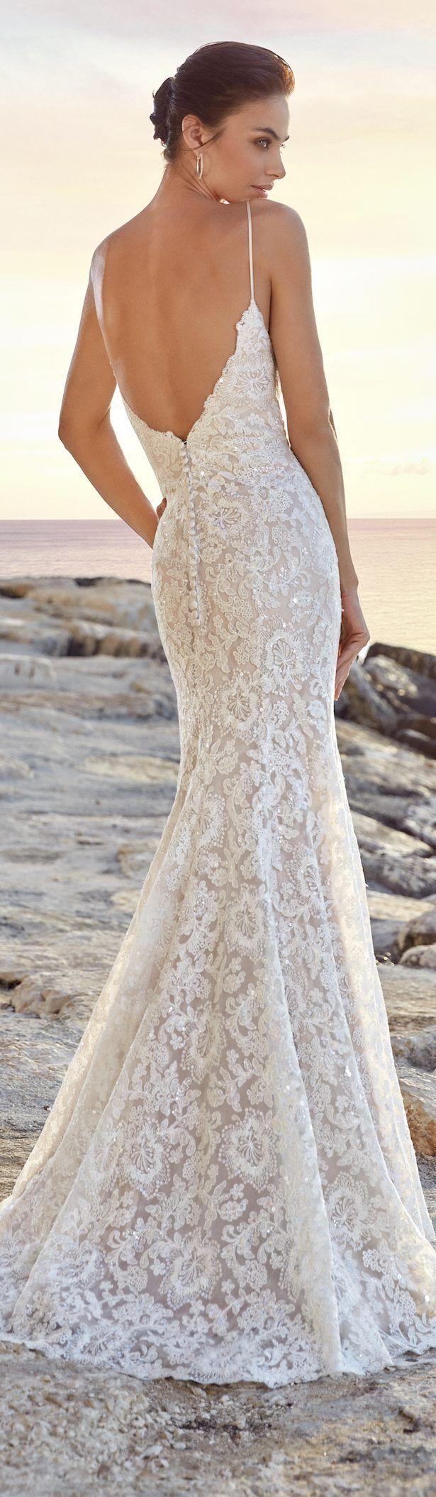 79 besten Hochzeitskleider Bilder auf Pinterest | Hochzeiten, Modell ...