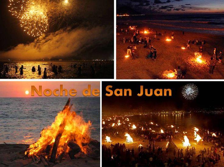 """Hogueras de San Juan, Alicante. Del 19 al 24 de junio. Se celebra la llegada del solsticio de verano con hogueras donde se queman unos monumentos artísticos realizados con madera, cartón o corcho. Del 17 al 20 de junio se plantan las """"hogueras"""" y 4 días más tarde se queman. Ademas se incluyen actos como las #mascletàs"""" la #plantà, la #cabalgata_del_Ninot, desfiles, pasacalles, la ofrenda de Flores a la Virgen del Remedio y la #cremà. #Benidorm #Torrevieja  #Jávea #Denia #HoguerasSanJuan"""