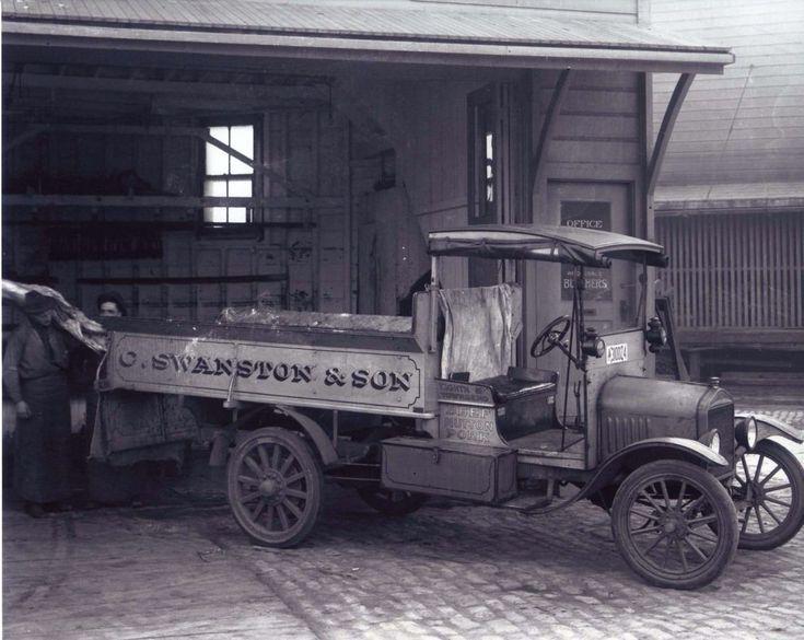 Model T Ford Forum: Old Photo - Model TT Truck