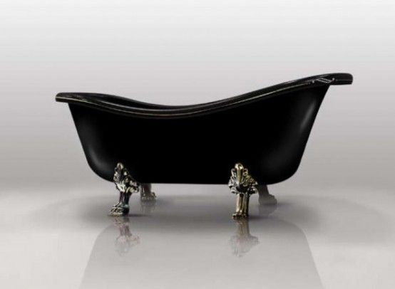 17 best images about modern victorian on pinterest for Modern claw foot tub
