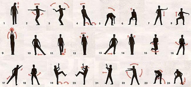 thriller michael jackson coreografia - Cerca con Google
