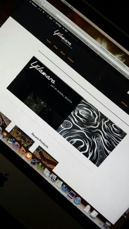 Website coming soon! Yilamara Art Yilamara.com.au