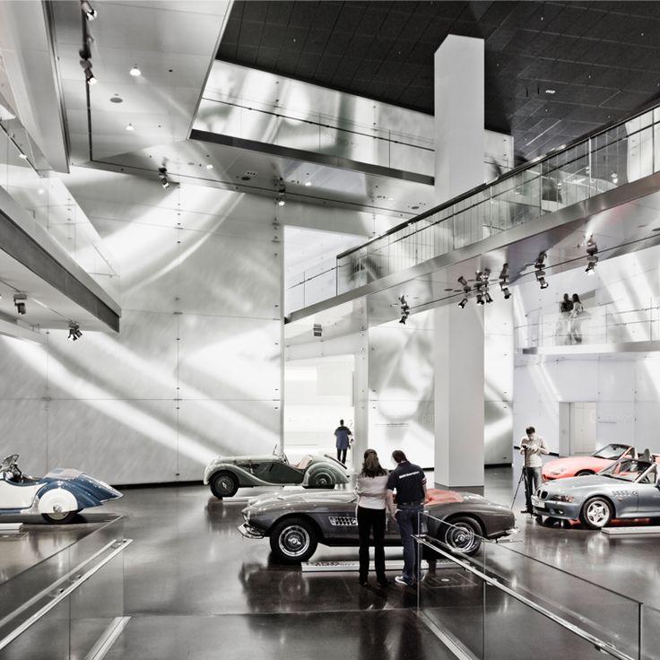 BMW Museum A Scenographic Exhibition Bmw InteriorInterior RenderingInterior DesignSuper CarsCar