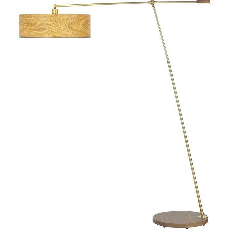 cb2 disc floor lamp amazoncom