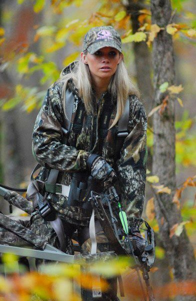 Russell Outdoors, Mossy Oak, bow hunting. Can't wait to get my bow.