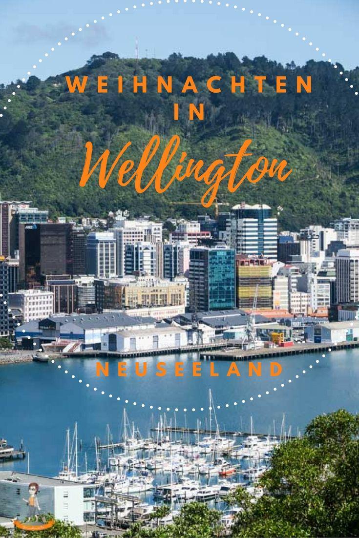 Weihnachten in Wellington | www.genussbummler.de #neuseeland #reisetipp #reiseblog #reise #weihnachten #roadtrip