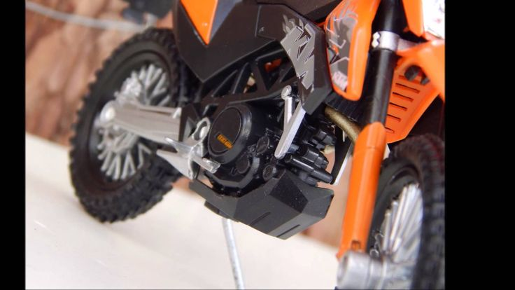 1:18 diecast ktm 690 endouro WELLY