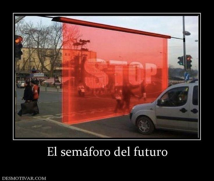 El semáforo del futuro