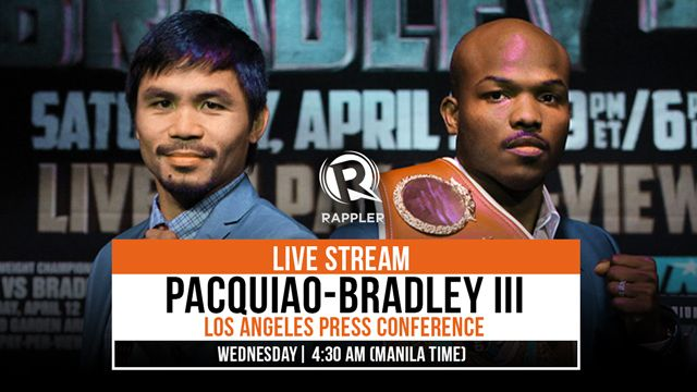 Manny Pacquiao vs Timothy Bradley, Manny Pacquiao vs Timothy Bradley 3, Manny Pacquiao vs Timothy Bradley III, Manny Pacquiao vs Timothy Bradley Fight 2016