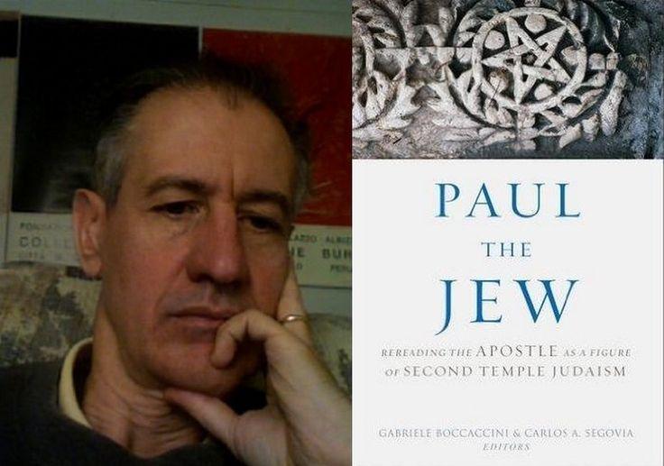 Confutazione dell'eresia distruttiva secondo cui Paolo annunciava tre vie di salvezza |—–> Gabriele Boccaccini è professore all'Università del Michigan, fondatore dell'Enoch Seminar,…