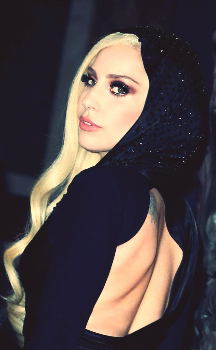 Lady Gaga January 2014