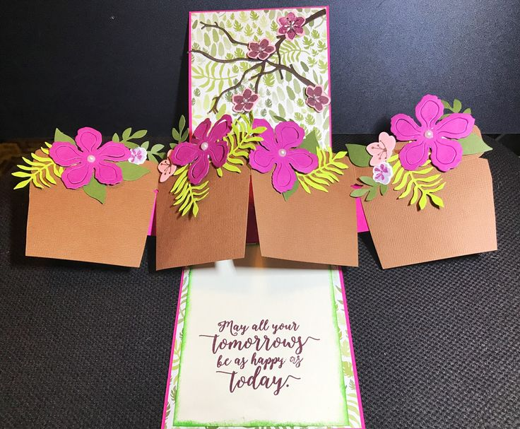 Twisted panel card for $8