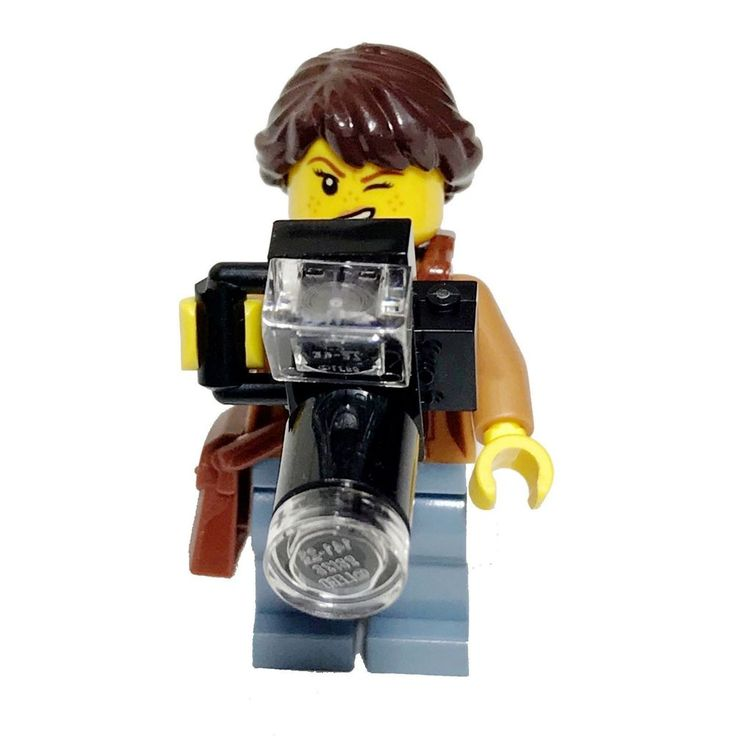 LEGO 60202 City Fun Outdoors New Minifigure Wildlife ...