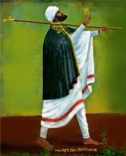 St.Yared was born and raised just out side the city of Axum in Tigrai state in northern Ethiopia. Saint Yared is the creator of modern Ethiopian music as we know it.