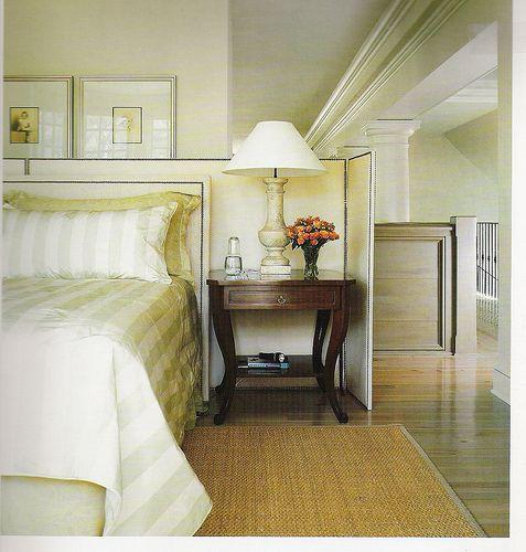 Elegant + Classic: Open Floor Plan // Sisal Rug // Creams + Whites · White  BedroomsMaster BedroomsCream ...