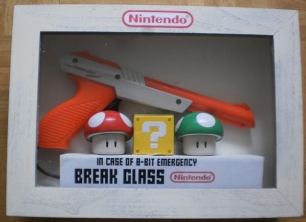 The 8 Bit Catastrophe Survival Kit. | Community Post: 21 Nerdalicious Nintendo Tributes
