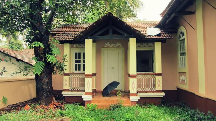 Goan Traditional Houses A Collection Of Other Ideas To